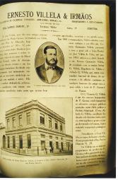 Ernesto Vilela e Irmãos. Rua Santos Dumont,29.
