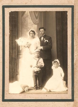 Casamento na Antiga Catedral Sant'Ana.