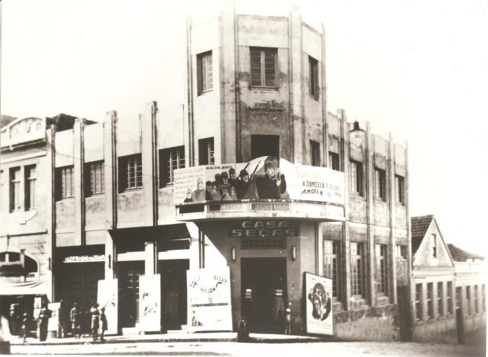 Cine Renascença. Década de 1930.