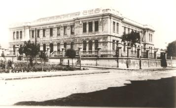 Colégio Regente Feijó déc. de 1930.