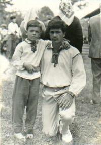 Descendentes de imigrantes ucranianos, 1991.