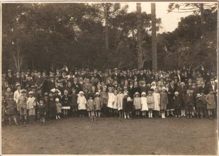 Família Suckov - Festa Comunitária