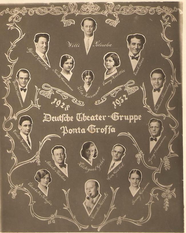 Grupo Alemão - 1928 a 1932