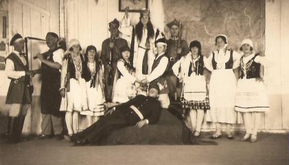Grupo Renascença - 1932.