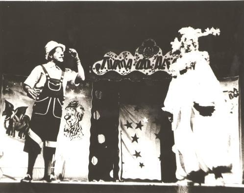 Grupo Turma da Alegria, de 1986.