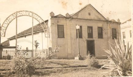 Antiga Igreja do Rosário