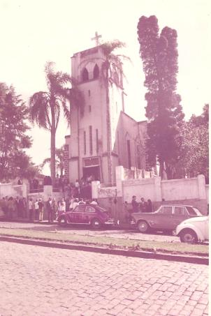 Igreja Luterana Bom Pastor.