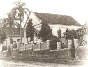 Igreja Luterana.