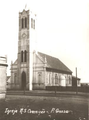 Igreja Nossa Senhora da Conceição - Av. Carlos Cavalcanti.