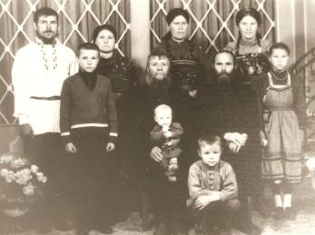 Imigrantes Russos, 1950.
