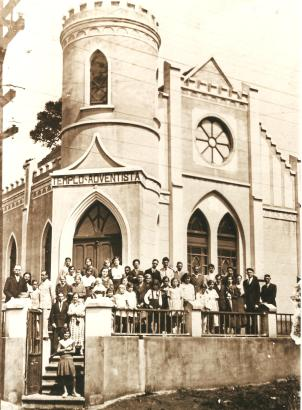 Templo Adventista.