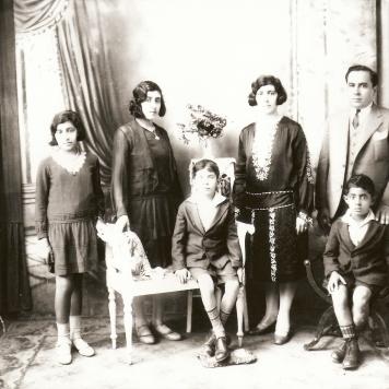 Família Amin Bacila.
