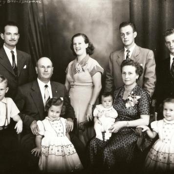 Familia Nicolau Klüppel