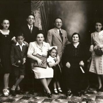 Família Léon Judekowich.
