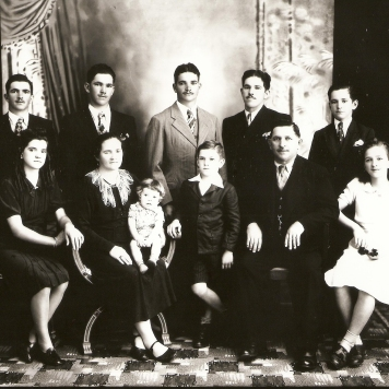 Família Borsato.