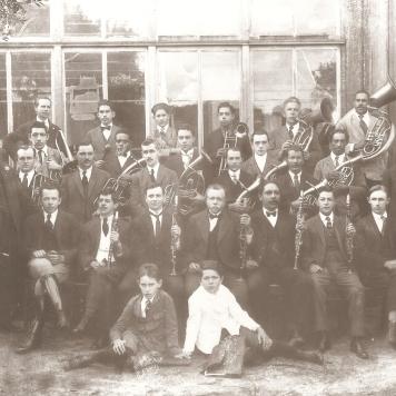 Banda Lyra dos Campos - 15.09.1923