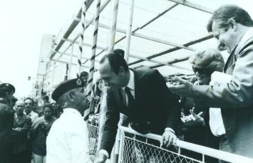 Otto Cunha e Cenir Cunha.