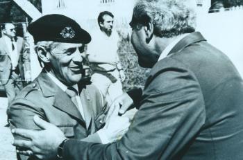 3. José Olímpio de Paula Xavier, 4. José Richa.