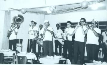 Trombone, Pedro Carlos Mendes.