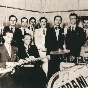 Jazz Guarany - Auditório da Rádio Clube PRJ2.