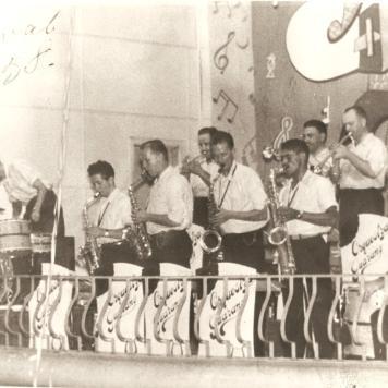 Jazz Guarany - Carnaval de 1958.
