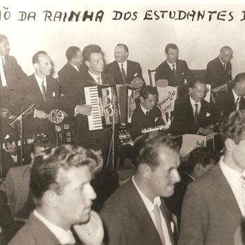 Jazz Guarany - Coroação da Rainha dos estudantes 1956.