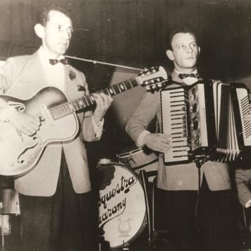 Jazz Guarany - Odair e Aristabulo.