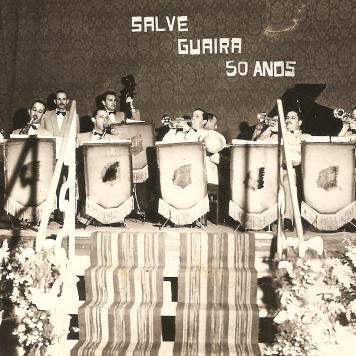 Jazz Guarany - Ponta Grossa, 20 de setembro de 1947.