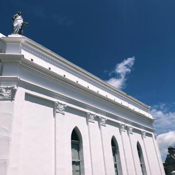 Túmulo Barão de Guaraúna, 2020.