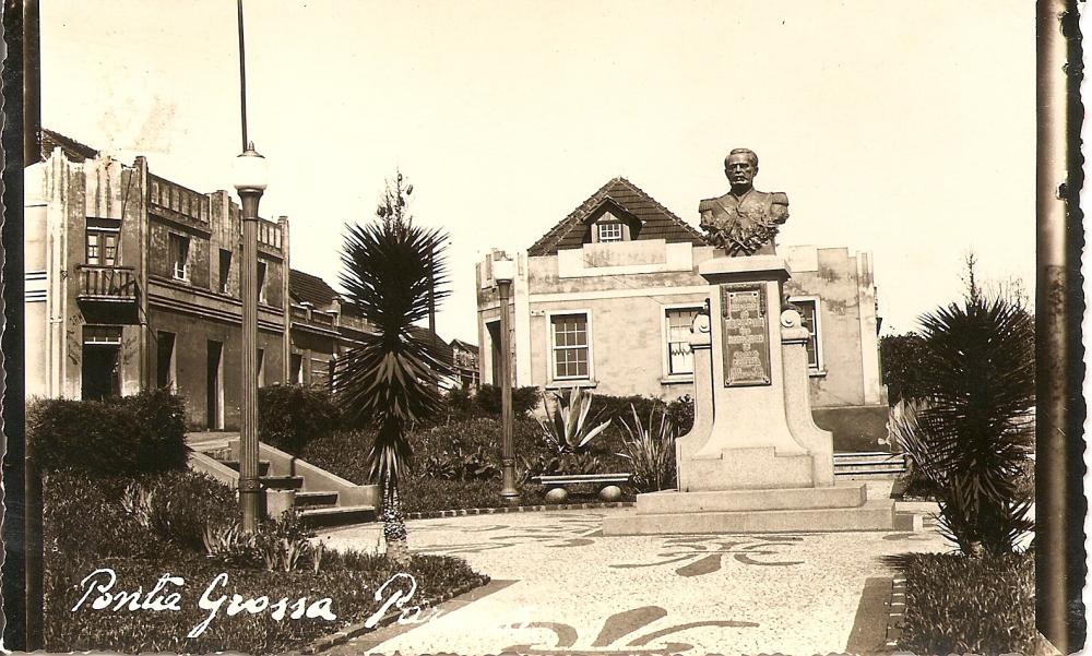 Praça Duque de Caxias.
